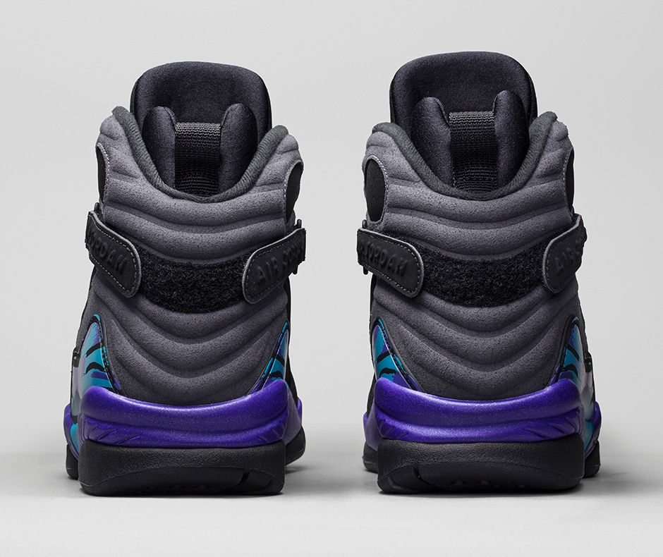 b3e253b521a Air Jordan 8 Aqua | Photos and Release Reminder – Page 7 ...