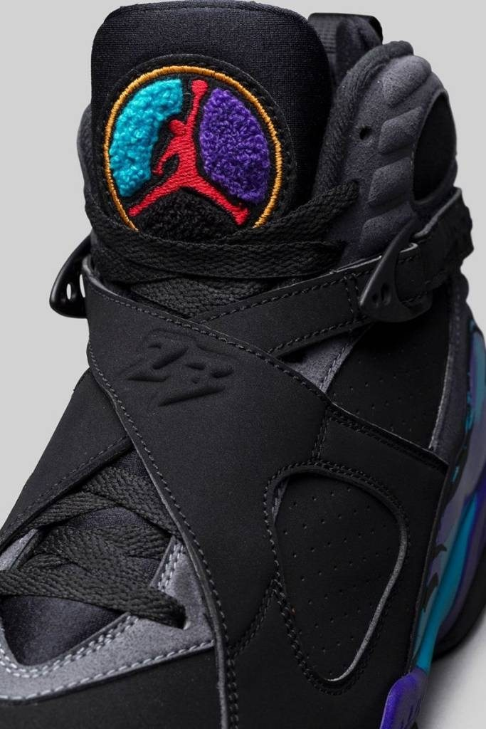 c714597bc1e Air Jordan 8 Aqua | Photos and Release Reminder – Page 2 ...