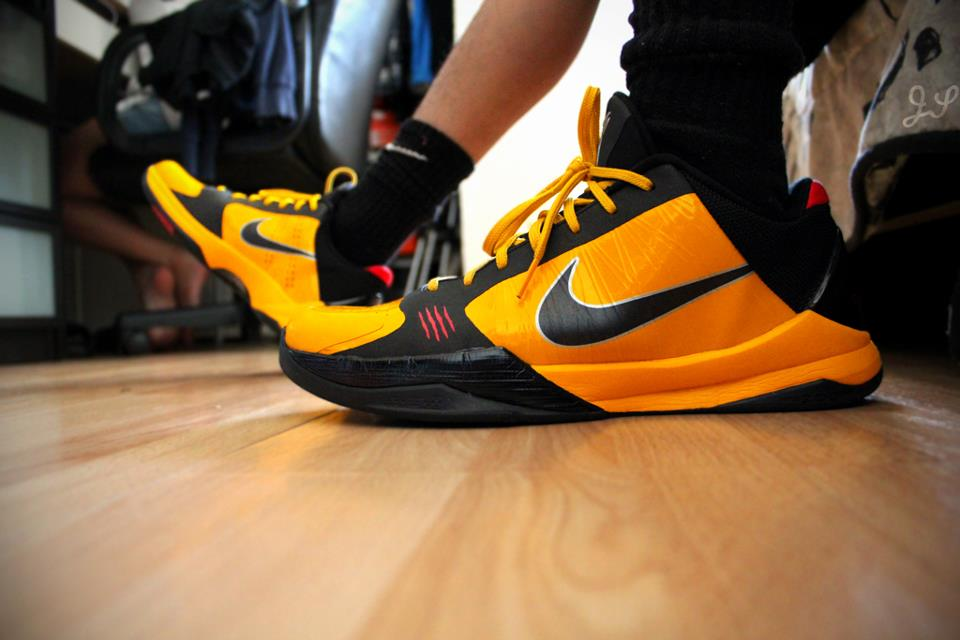 new style b4e7b c3b71 Kobe Bryant Top 20 Sneakers of All-Time | #11-15 - Page 2 of ...