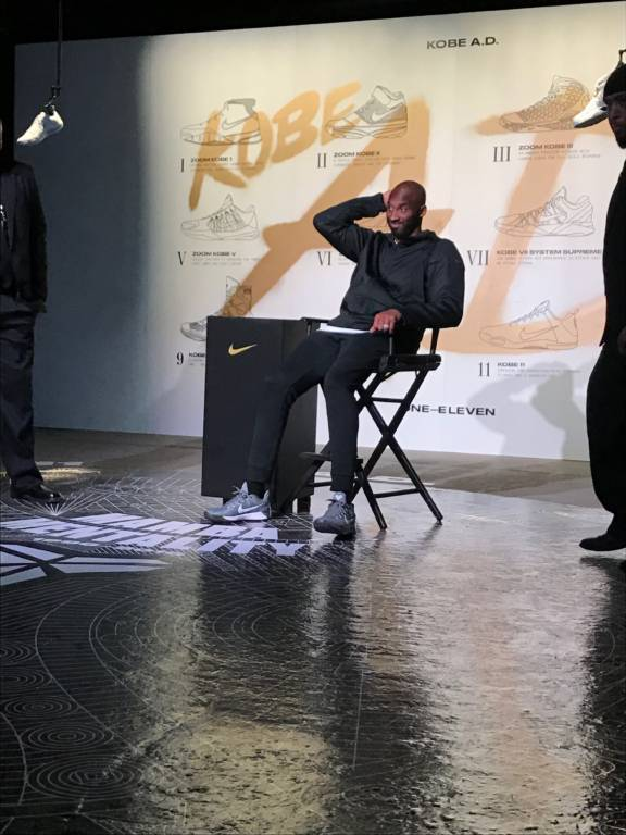 Nike Kobe A.D. | Unveiling Event