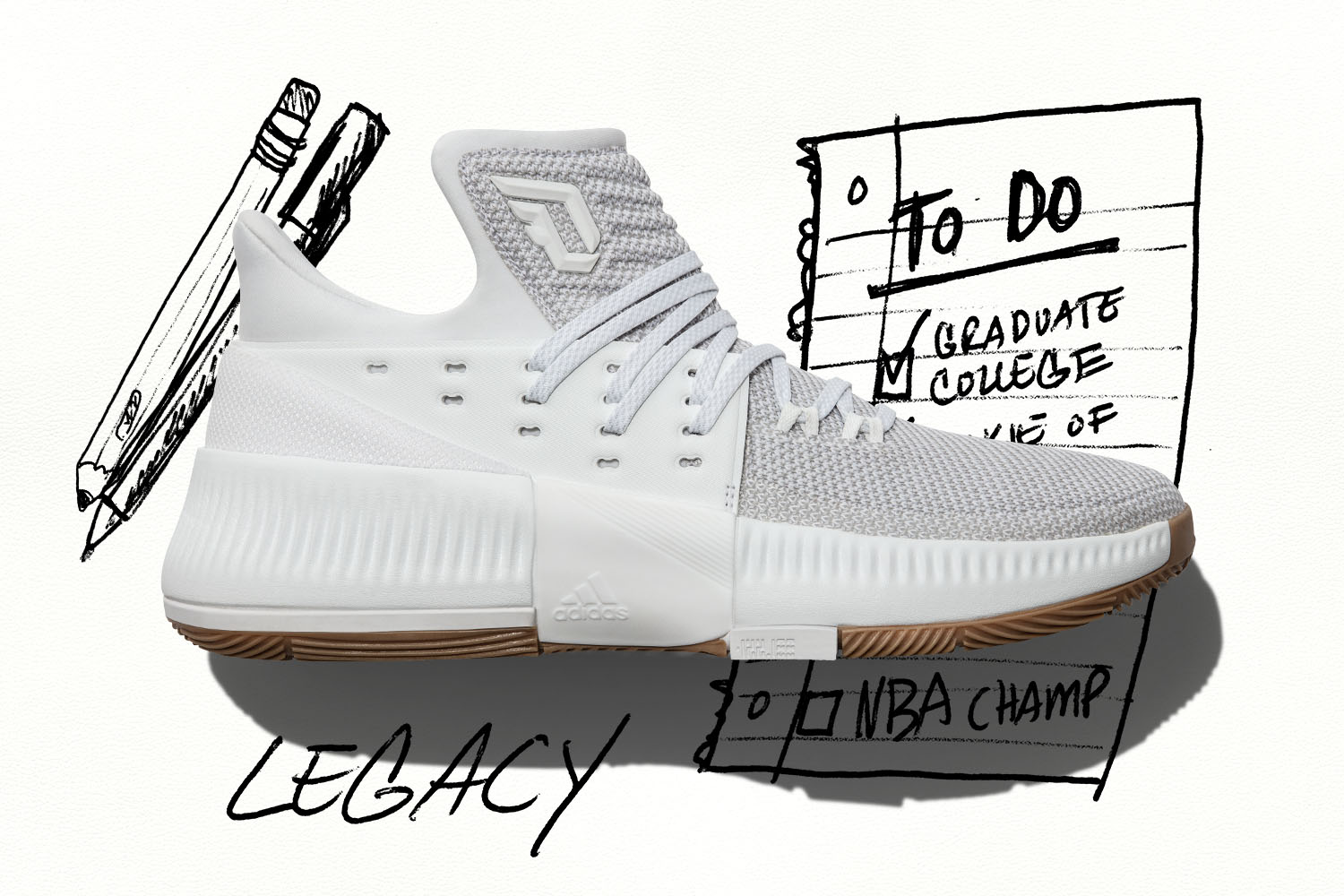 Adidas Dame 3 Lights Out Release Date | Sole Collector
