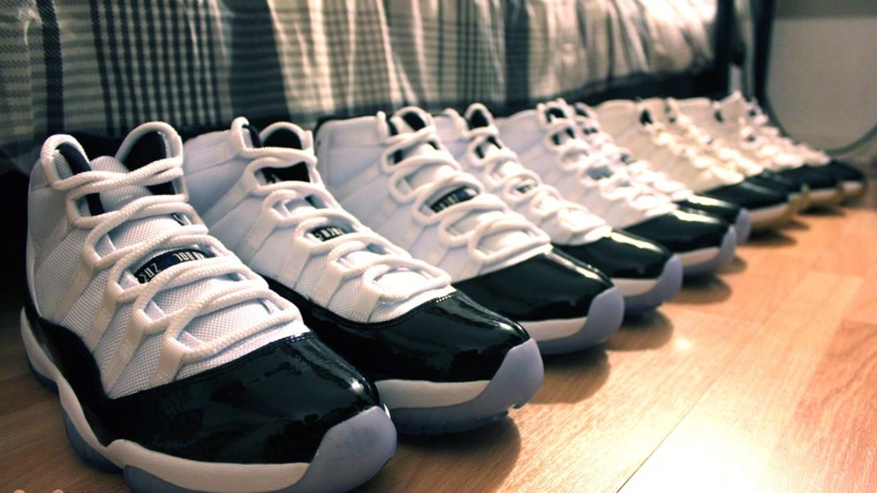 best service 6e6f8 77949 Air Jordan 11 Concord Retro Rumored For 2018 - Kicksologists.com