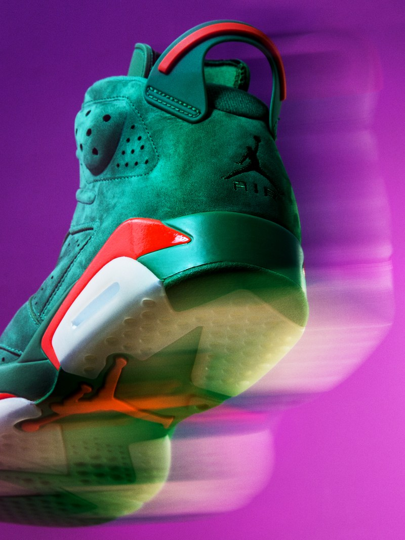 "13a9be18432 The Air Jordan 6 Retro NRG ""Green Gatorade"" is slated to release this  upcoming December 30 for $225.00 USD. Keep it locked for any further  release ..."
