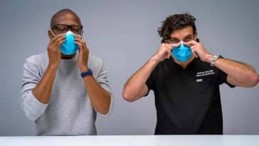 UNBOXING-The-N95-MASK-with-DR.-JEFF-TOLL-And-Surprise-Guests